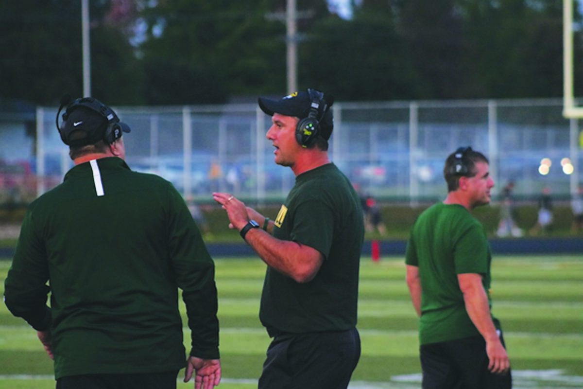 Strehlow Takes Over as Everest Head Football Coach
