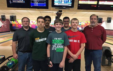 D. C. Everest Bowling Team