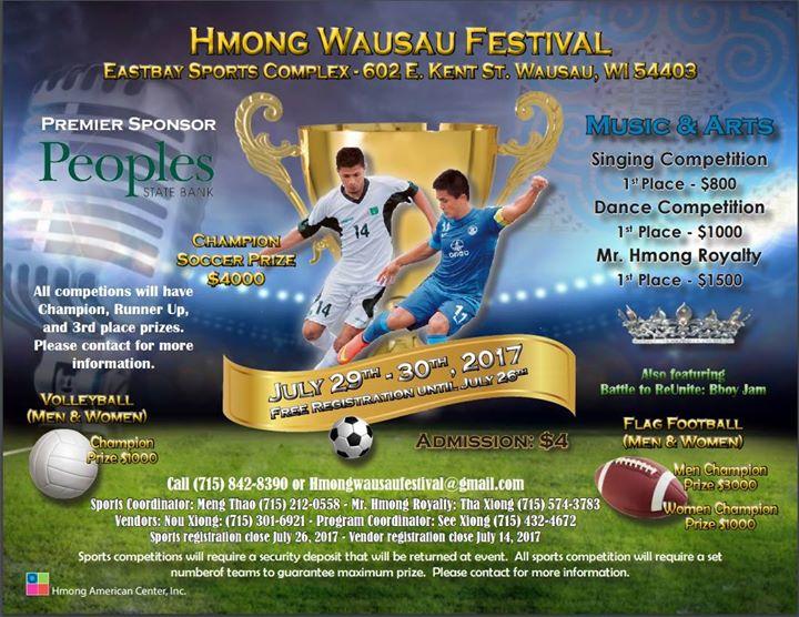 Hmong Wausau Festival