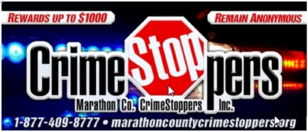 Photo from Marathon Country Crime Stoppers