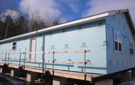 Habitat House Takes Shape