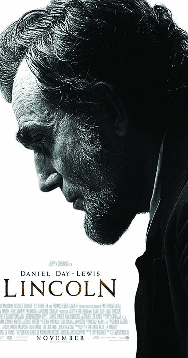 Oscar winner, Daniel Day Lewis, portrays the 16th President of the United States, Abraham Lincoln. Fair use photo courtesy of Amazon.com.