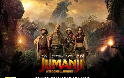 """Jumanji"" Redux a Moviegoer Must"
