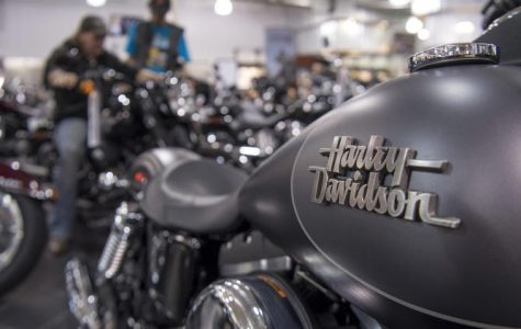 Harley-Davidson interns gets a free motorcycle