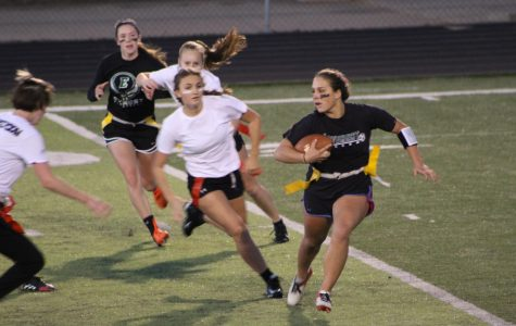 Powderpuff Game at D. C. Everest Senior High School