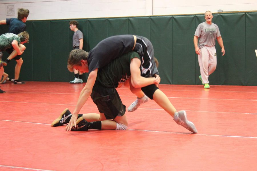 While+being+thrown+onto+a+mat+is+apart+of+wrestling%2C+weight+watching+is+too.+The+boys+watch+their+weight+because+that+is+how+coaches+determine+the+weight+classes+for+tournaments.