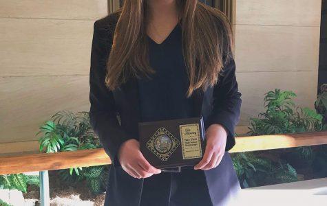 Congratulations Lily Bliven!