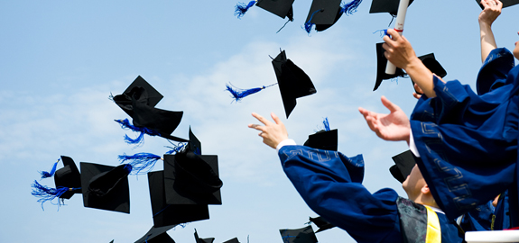 Early Graduation: Bittersweet