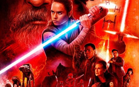 """Star Wars: The Last Jedi""  a box office hit"