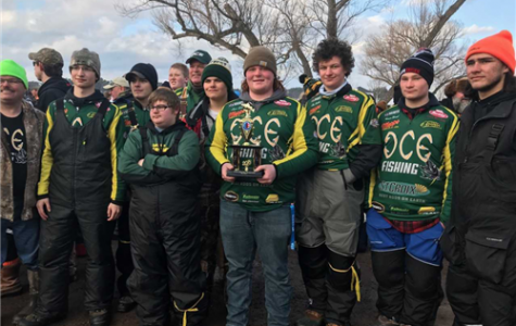 D.C. Everest Fishing Team – 2018 WIFA High School State Ice Fishing Championship