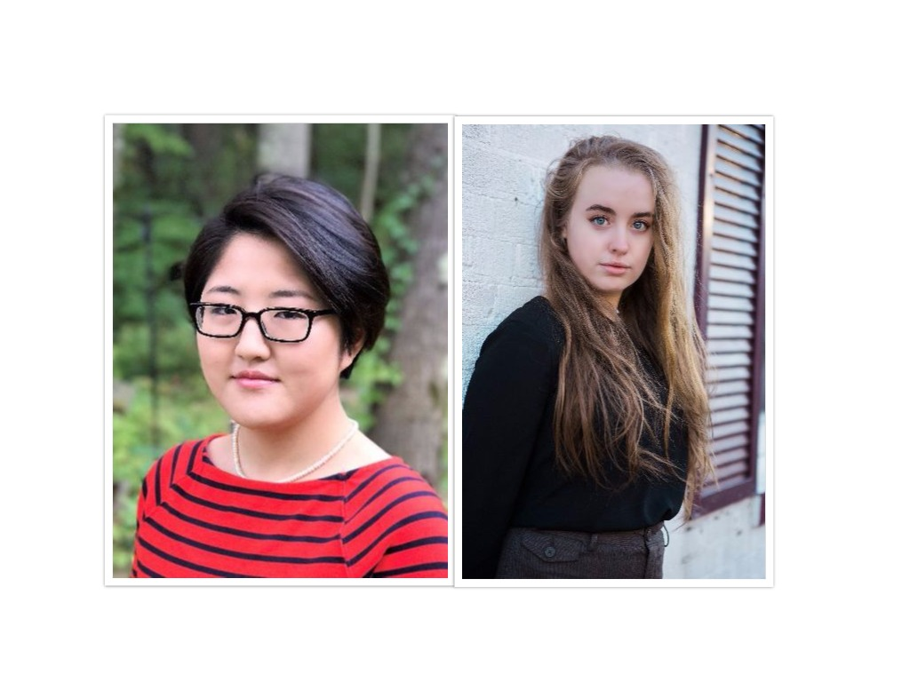 Congratulations to Liane Kee (left) and Laney Hughes (Right) on being named National Merit finalists!