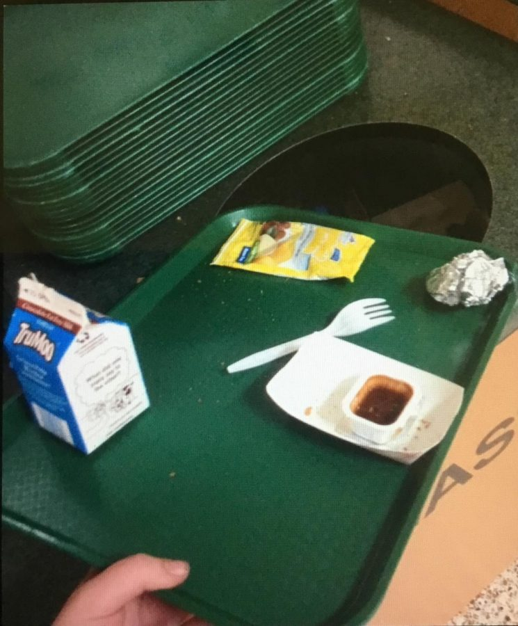 School lunches: Wanted, unwanted, or wasted? Food services offers insight